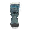 Śniegowce dziewczęce zkryształkami mini-b, niebieski, 399-7658 - 15