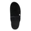 Czarne kapcie damskie bata, czarny, 579-6631 - 17