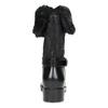 Czarne śniegowce damskie zfuterkiem bata, czarny, 592-6602 - 15