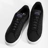 Czarne trampki męskie wdeseń adidas, czarny, 809-6104 - 16