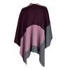 Ponczo damskie zmateriału tekstylnego bata, multi color, 909-0647 - 26