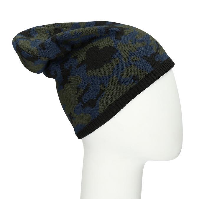 Dzianinowa czapka bata, multi color, 909-0487 - 16