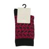 Skarpetki unisex wświąteczne motywy bata, czerwony, 919-5775 - 13