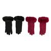 Rękawiczki damskie zfuterkiem bata, multi color, 909-0505 - 26