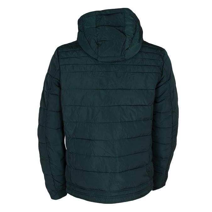 Zielona pikowana kurtka męska bata, zielony, 979-7430 - 26