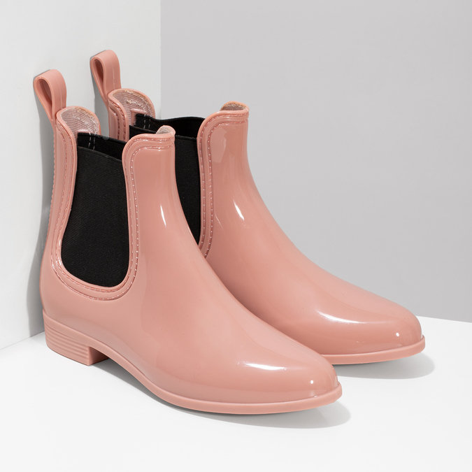 5925610 bata, różowy, 592-5610 - 26
