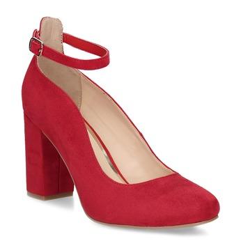 7295635 bata-red-label, czerwony, 729-5635 - 13