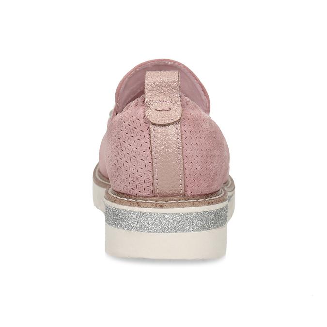 5335605 bata, różowy, 533-5605 - 15
