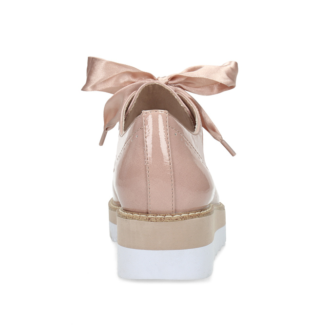 5215648 bata, różowy, 521-5648 - 15