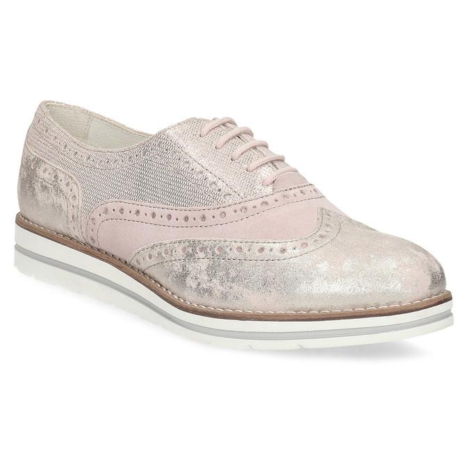 5465620 bata, różowy, 546-5620 - 13