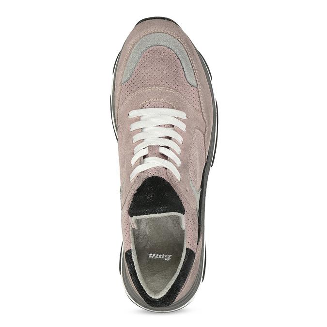 5235601 bata, różowy, 523-5601 - 17