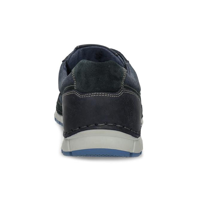8439646 bata, niebieski, 843-9646 - 15