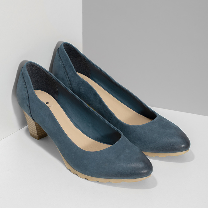 6269652 bata, niebieski, 626-9652 - 26