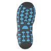 Granatowe sandały dziecięce mini-b, niebieski, 461-9606 - 18