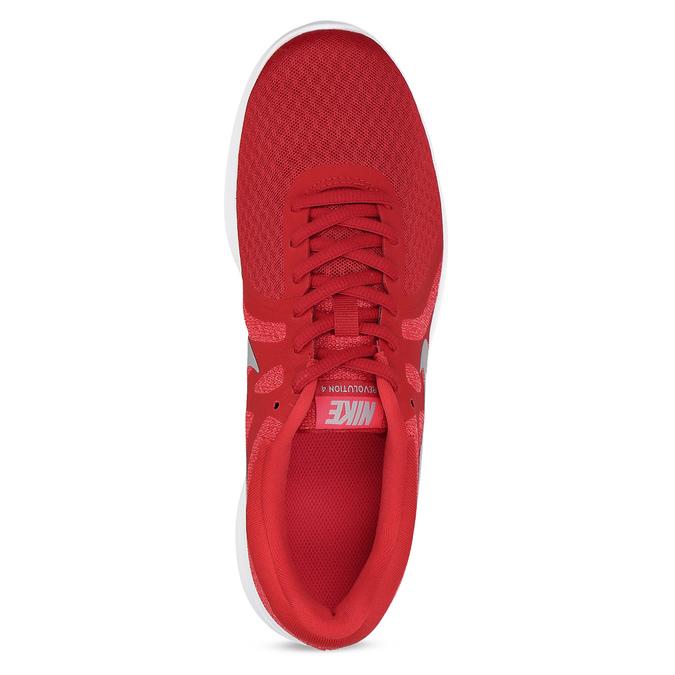8095100 nike, czerwony, 809-5100 - 17