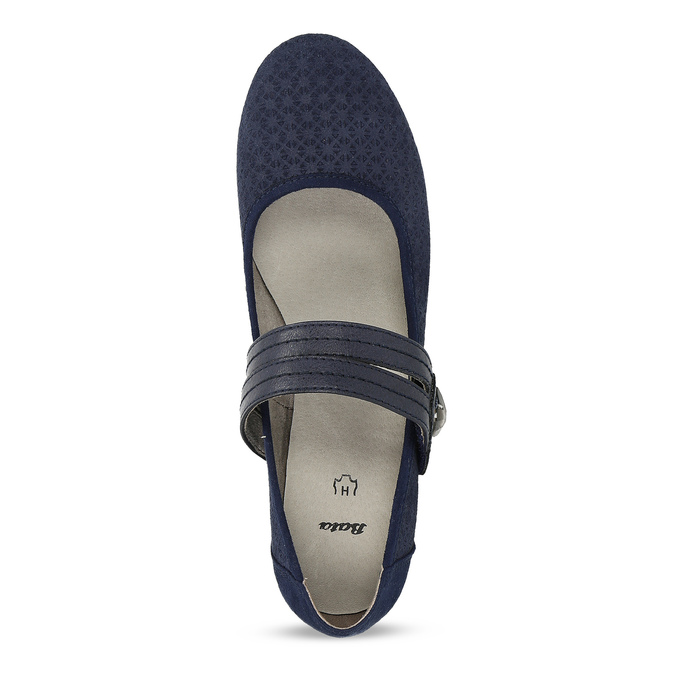 6239646 bata, niebieski, 623-9646 - 17
