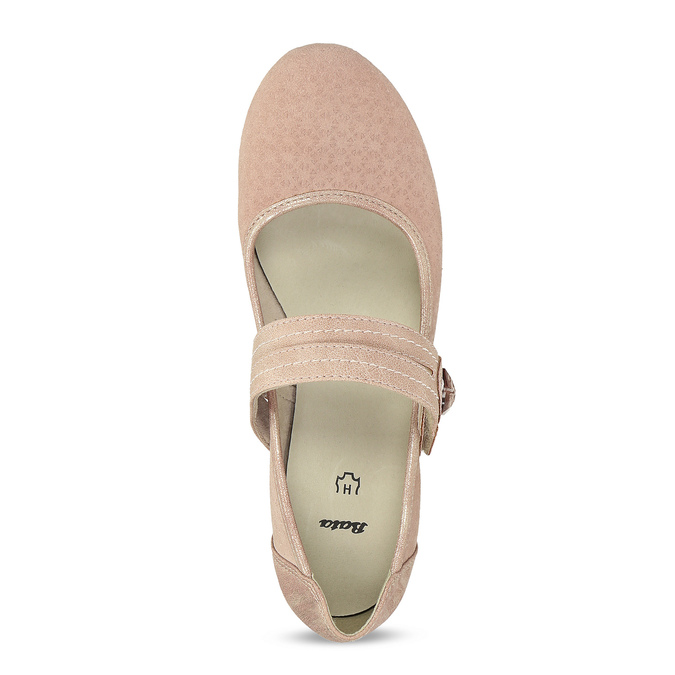 6235646 bata, różowy, 623-5646 - 17