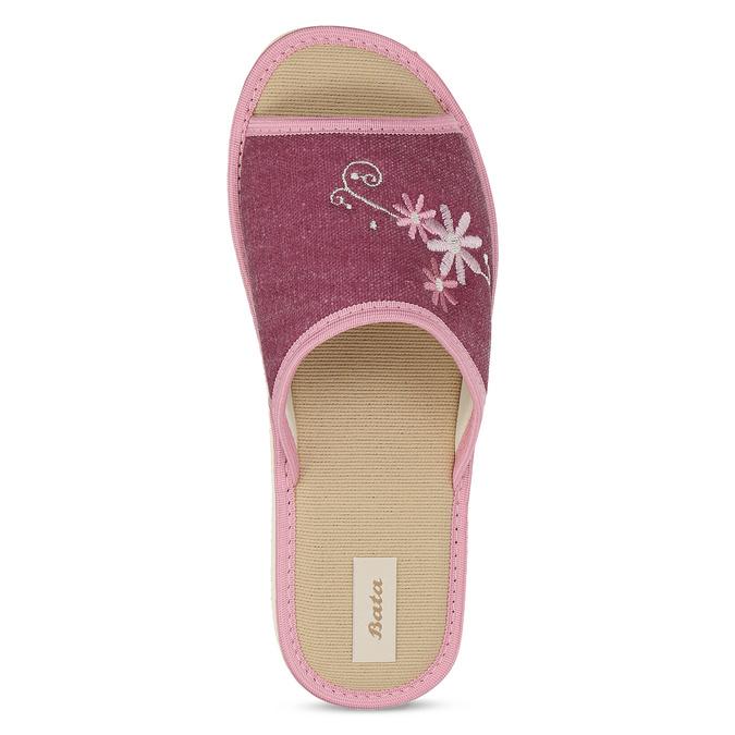 5795613 bata, różowy, 579-5613 - 17