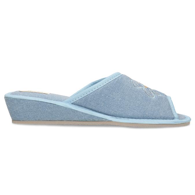 6799610 bata, niebieski, 679-9610 - 19