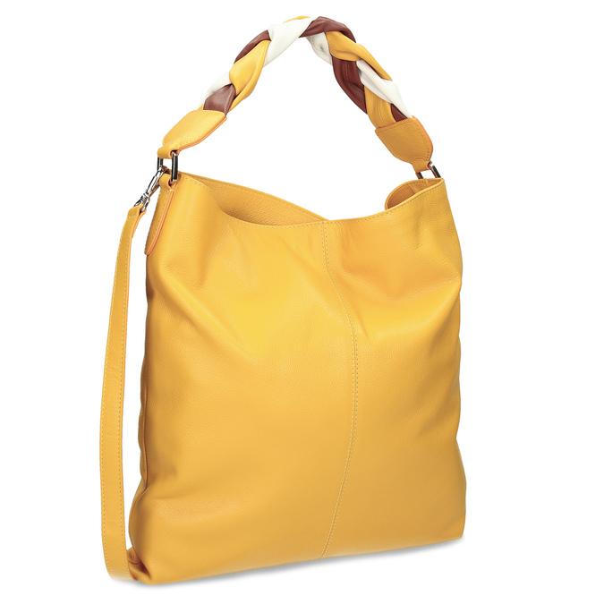 9648702 bata, żółty, 964-8702 - 13