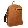 Skórzany plecaczek męski bata, brązowy, 964-3617 - 13