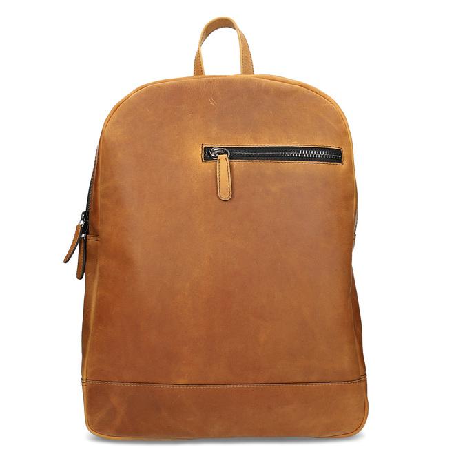 Skórzany plecaczek męski bata, brązowy, 964-3617 - 26