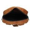 Skórzany plecaczek męski bata, brązowy, 964-3617 - 15