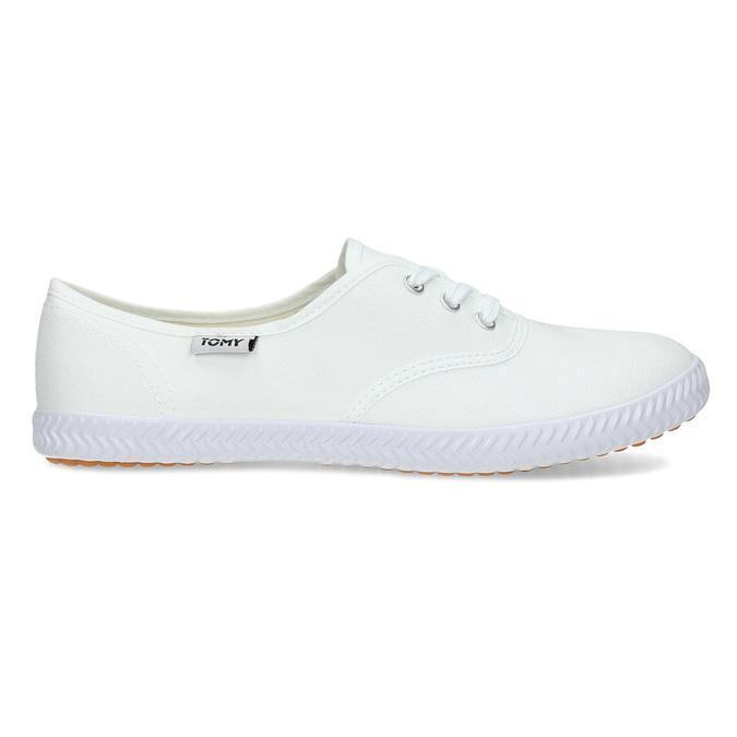 5891385 tomy-takkies, biały, 589-1385 - 19