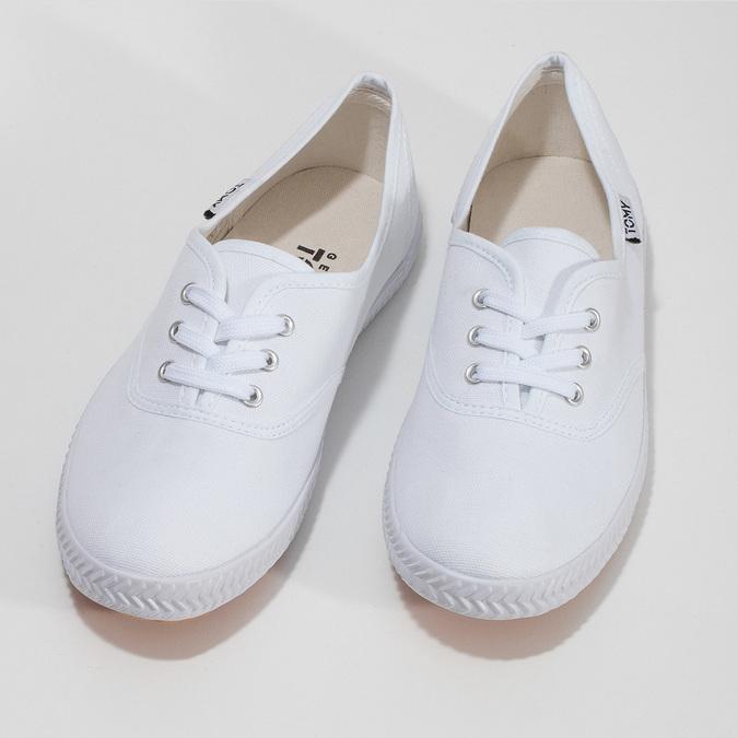 5891385 tomy-takkies, biały, 589-1385 - 16