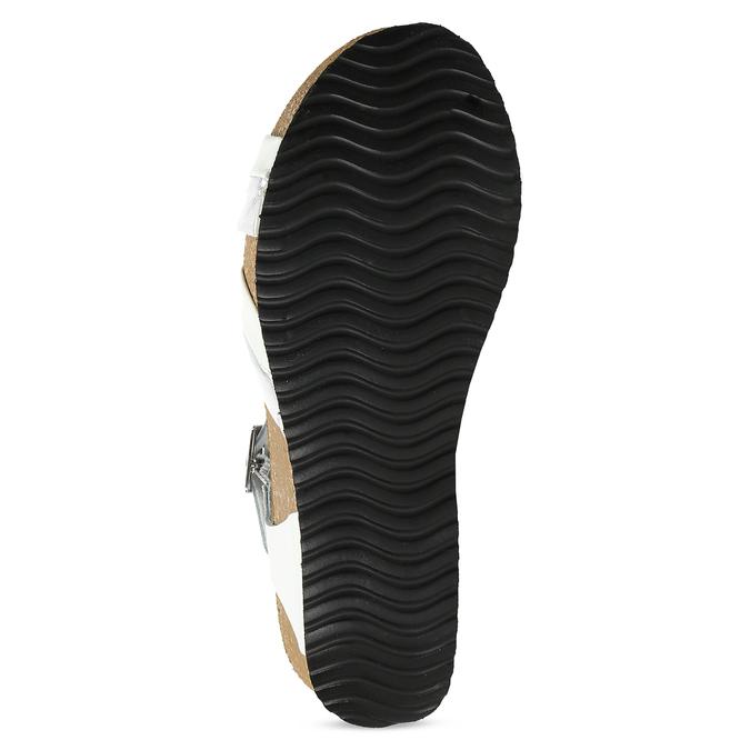 6641608 bata, biały, 664-1608 - 18