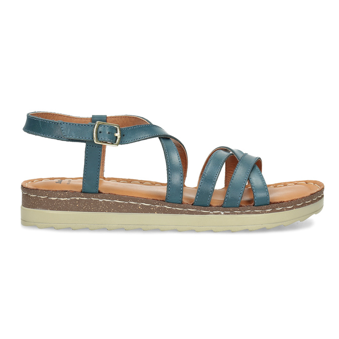 5649600 bata, niebieski, 564-9600 - 19