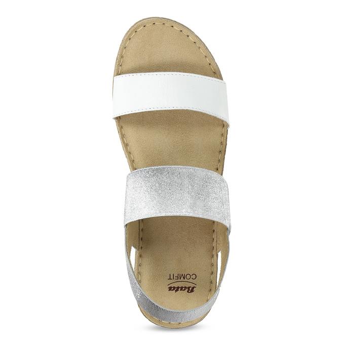 6641600 bata, biały, 664-1600 - 17