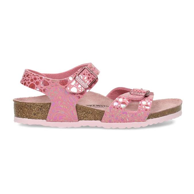 3615102 birkenstock, różowy, 361-5102 - 19