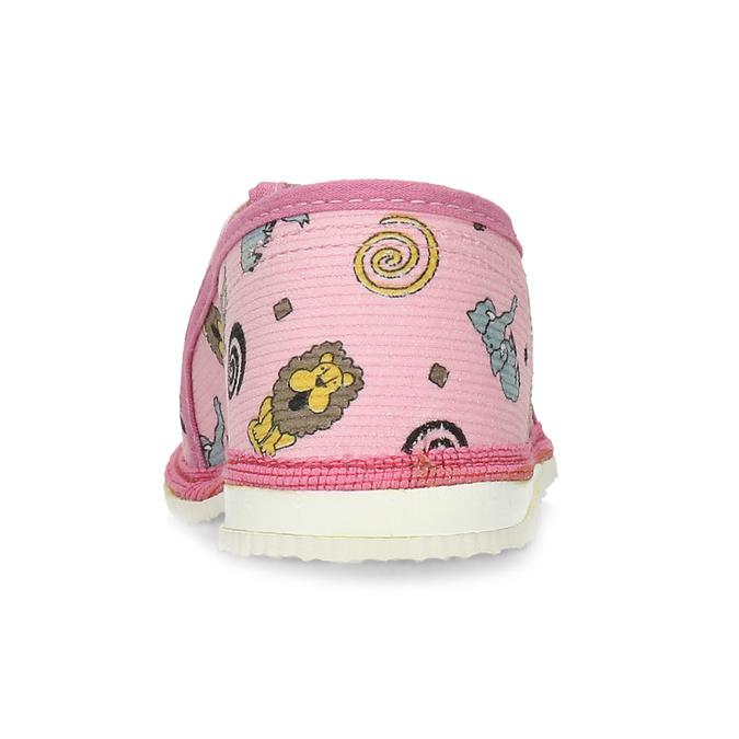 1795631 bata, różowy, 179-5631 - 15