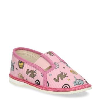 1795631 bata, różowy, 179-5631 - 13