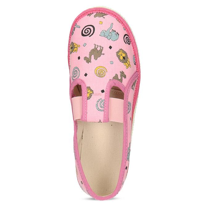 3795616 bata, różowy, 379-5616 - 17