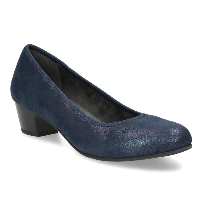6299601 bata, niebieski, 629-9601 - 13