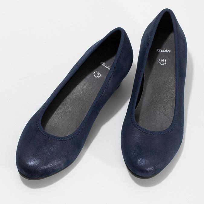 6299601 bata, niebieski, 629-9601 - 16