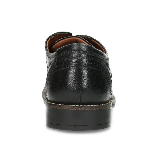 8246608 bata, czarny, 824-6608 - 15