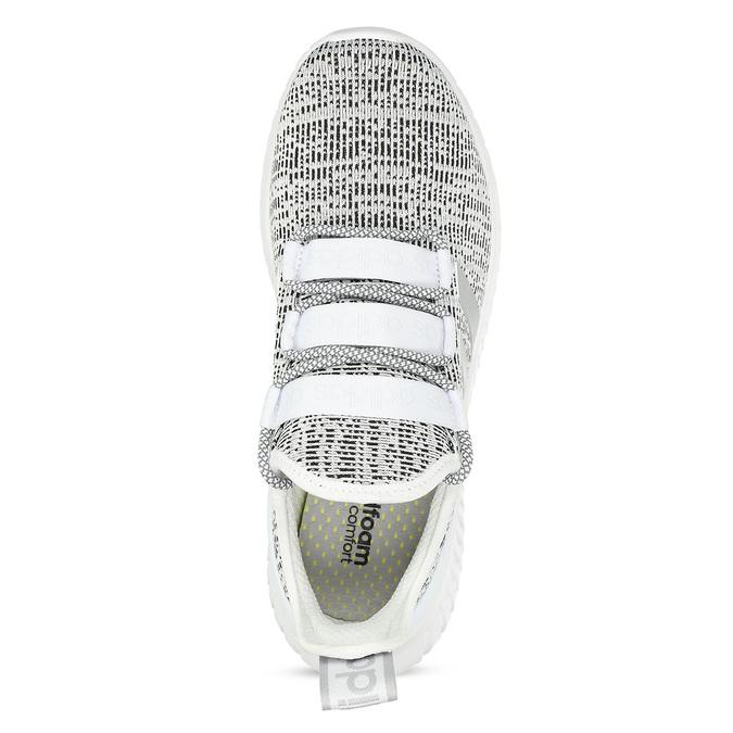 8091232 adidas, biały, 809-1232 - 17