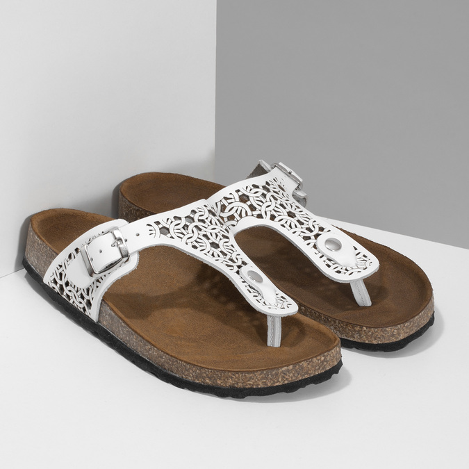 5611602 bata, biały, 561-1602 - 26