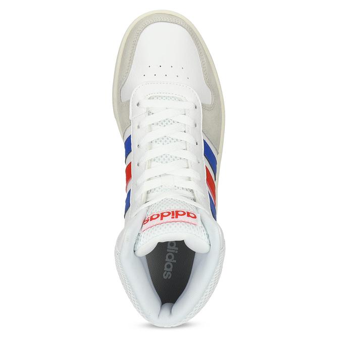 8011327 adidas, biały, 801-1327 - 17